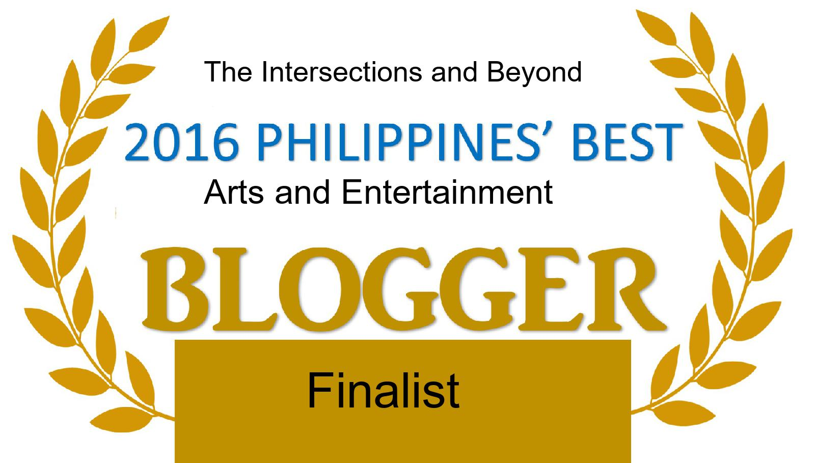2016 Bloggers Awards