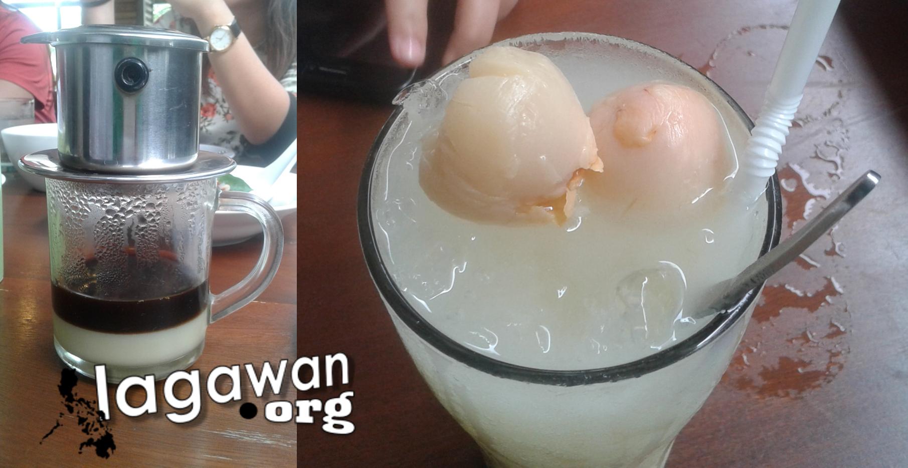 Rau-Ram cafe refreshing drinks