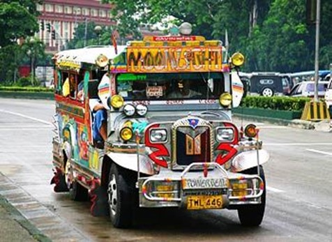Modes of Transportation in the Philippines