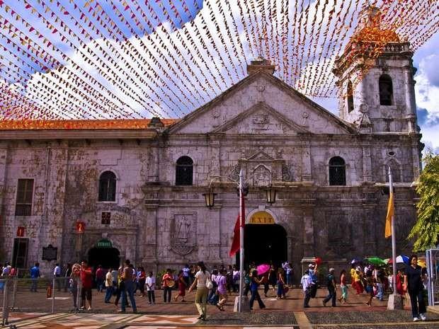 Cebu - Basillica Minore del Santo Nino