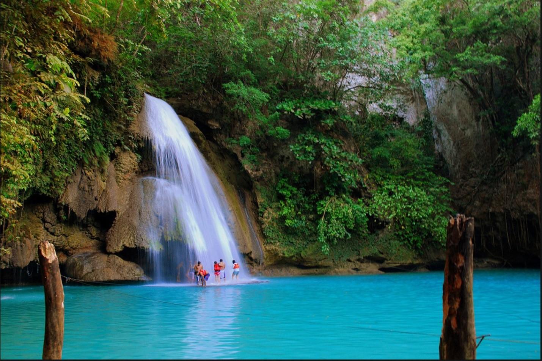 Cebu - Kawasan Falls